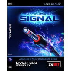 Video Copilot MotionPulse Audio Pack - Signal
