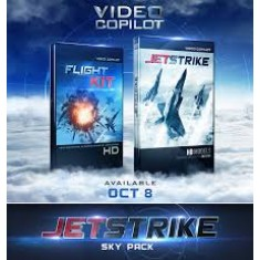 Video Copilot Sky Pack Bundle ( JetStrike + Flight Kit)